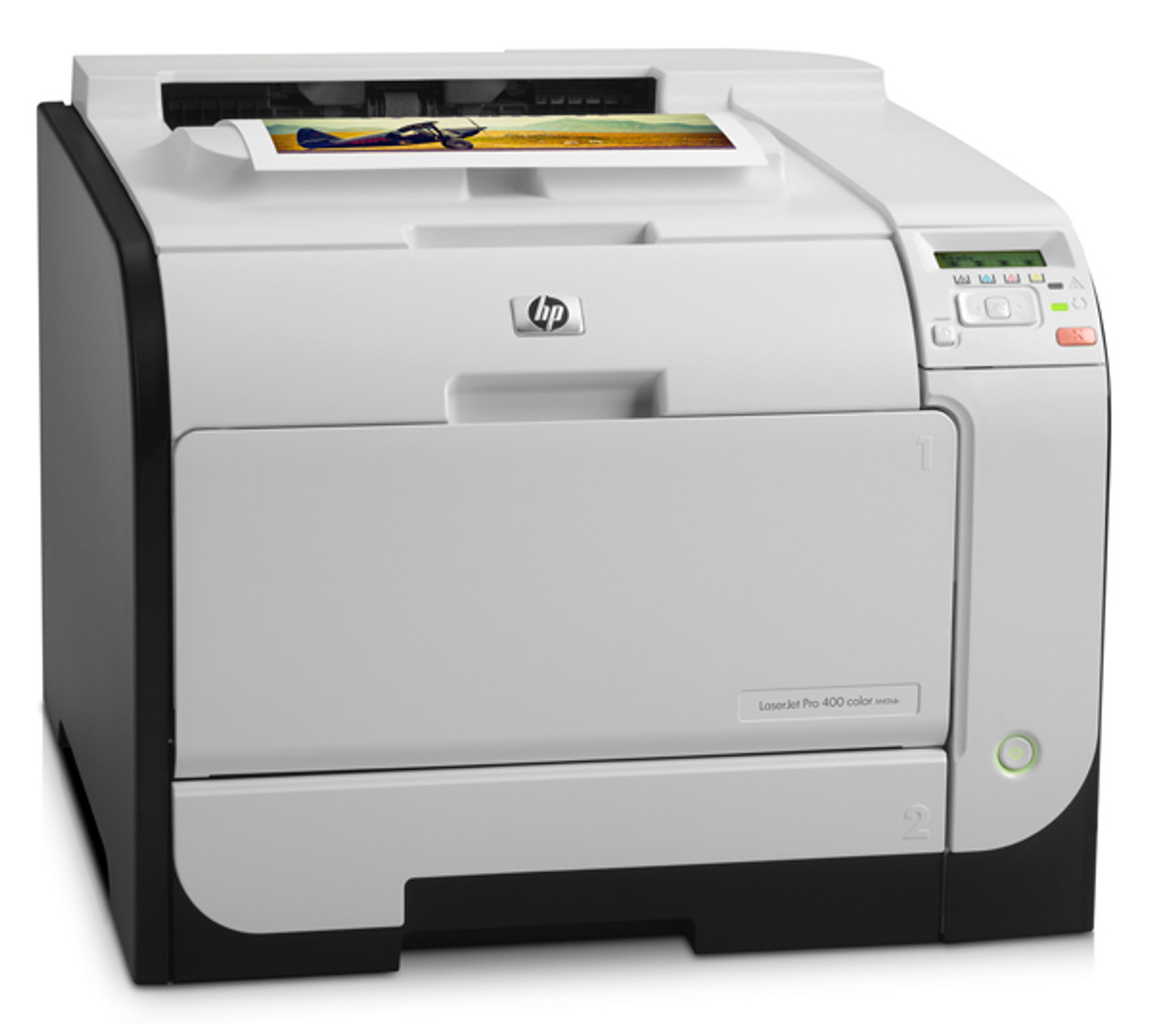 HP LaserJet Pro 400 Color Laser Printer M451nw - CE956A - HP Laser Printer for sale