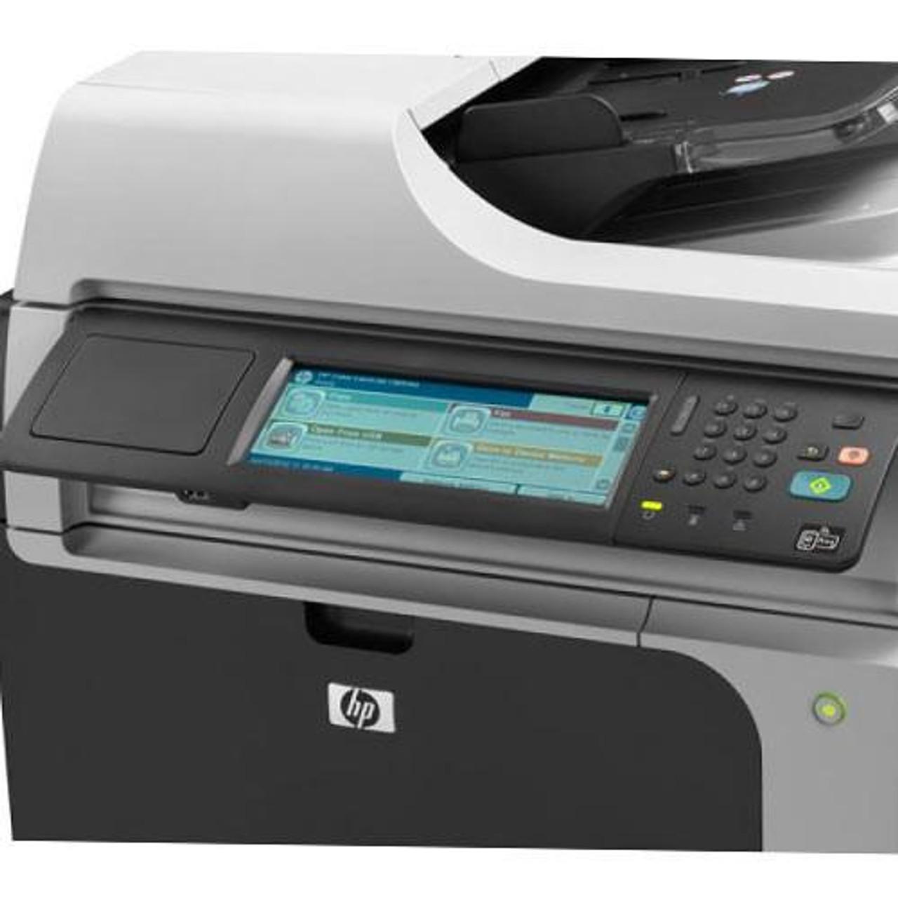 HP Color LaserJet CM4540f MFP - 42 ppm - 1100 sheet