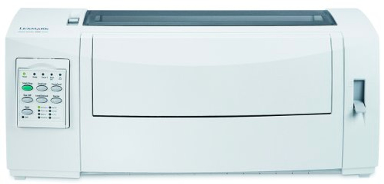 Lexmark 2580 Forms Printer - 11C2550 - Lexmark Dot Matrix Printer for sale