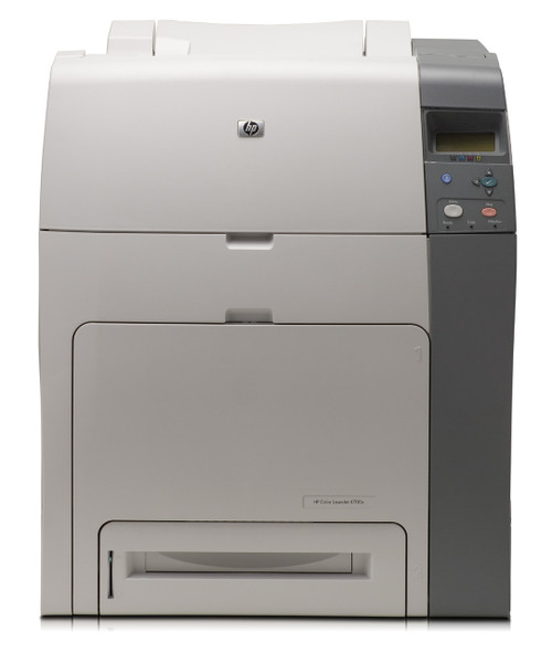 HP Color LaserJet 4700n Color Laser Printer - 31 ppm - 600 sheet