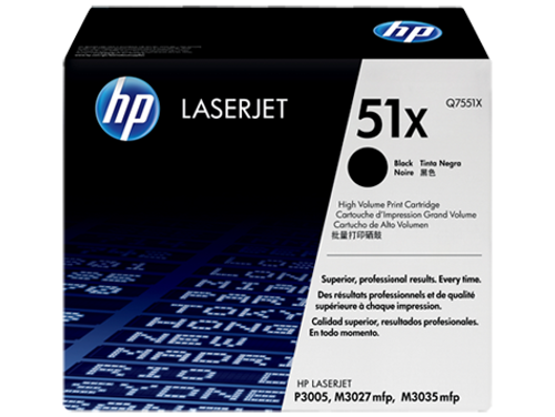 HP P3005 M3035 Toner Cartridge - New