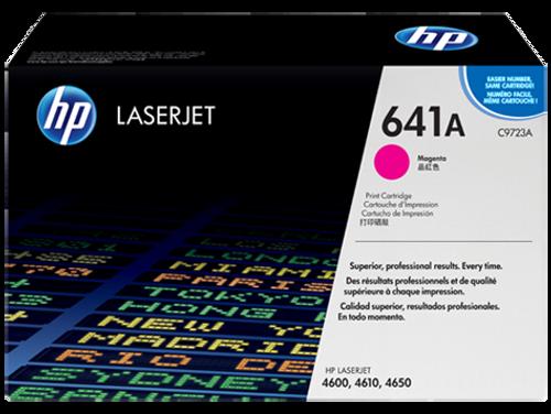 HP 4600 4650 Magenta Toner Cartridge - New