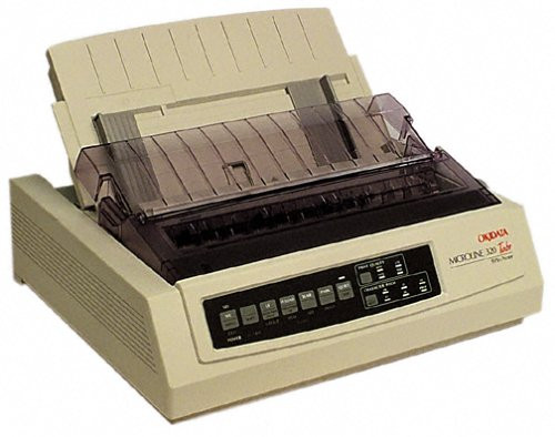 Okidata ML320 Dot Matrix - 62411601 - Oki Dot Matrix printer for sale