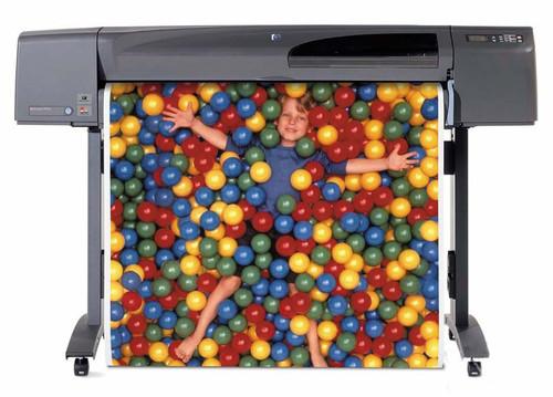 HP DesignJet 800 - c7780b - HP 800 Plotter