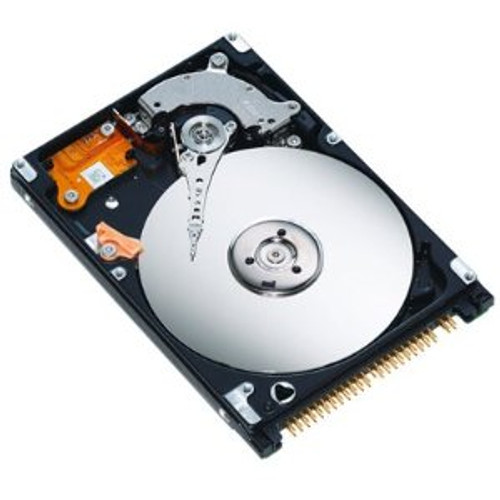 HP 40gb Hard Drive with Both Plastic Side Rails