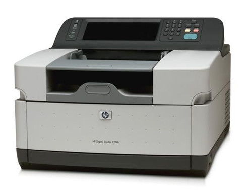 HP Digital Sender 9200C - 600 dpi x 600 dpi- Document scanner