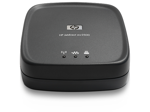 HP JetDirect ew2500 External wireless print server