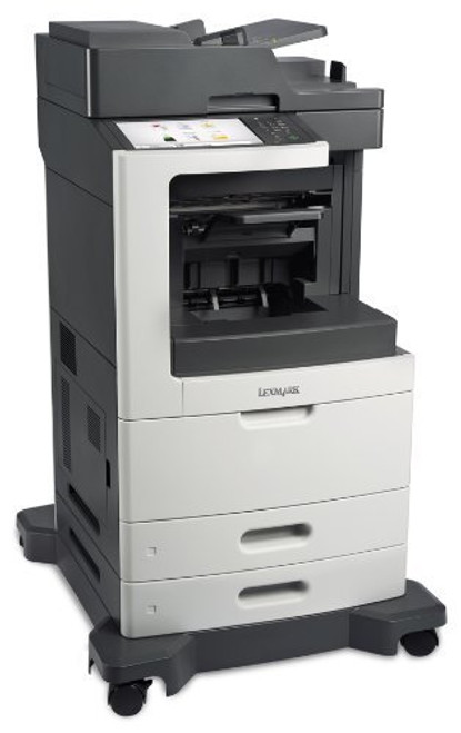Lexmark MX810de Monochrome Laser - Fax/copier/printer/scanner