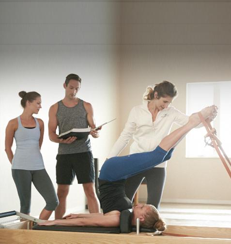 Pilates Training and Equipment | Peak Pilates®