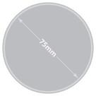 Promotional Badges 75mm