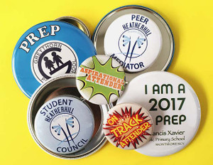 Custom School Badges