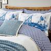 Joules Sailing Boats Duvet Cover Blue