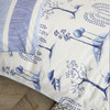 Sanderson Willow Tree Bedding in Blue