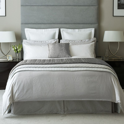 Fable Beaumont Bedding in Silver