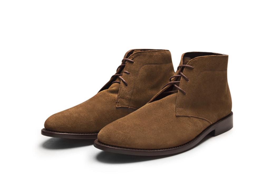SNUFF SUEDE FOOTWEAR