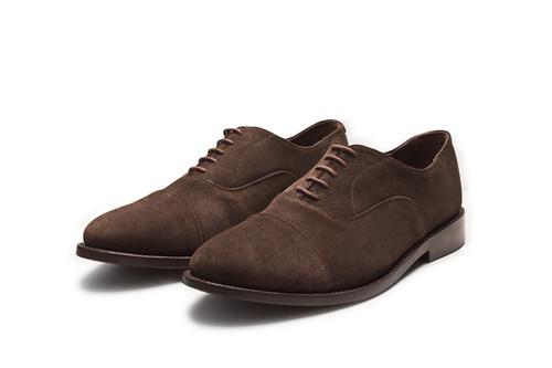 ESPRESSO SUEDE FOOTWEAR