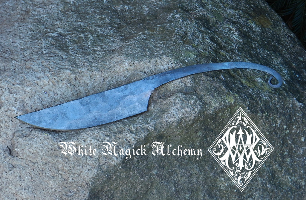 Medieval Boline Straight Curved 10""