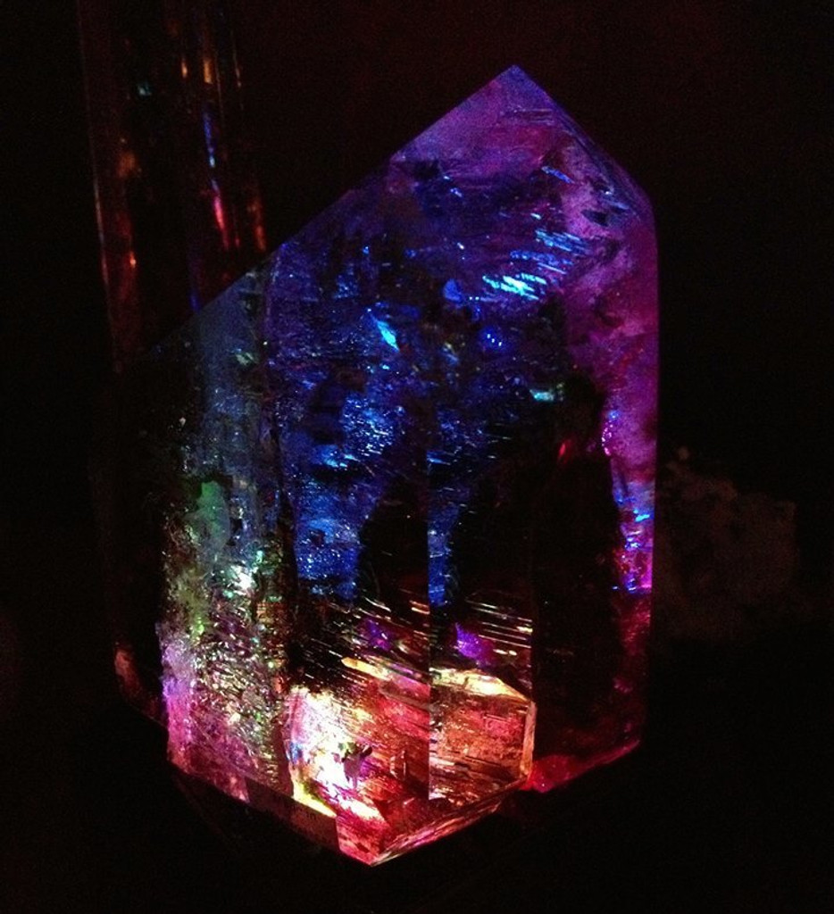 Quartz Standing Points, Gorgeous Magical Altar Pieces & the Ultimate Power Crystal