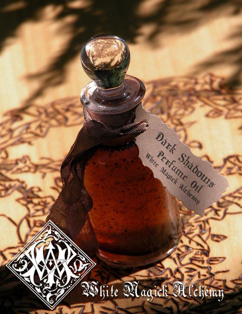 The Original Dark Shadows Perfume Oil