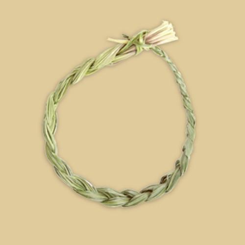Sweetgrass Braid Premium