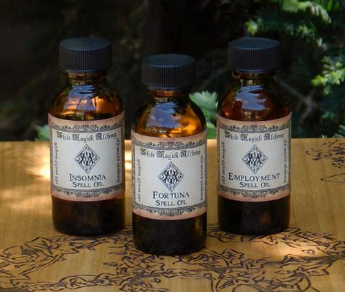 Healing Oils Love Oils