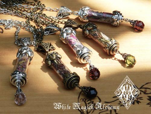 Alchemy Charm Pendants