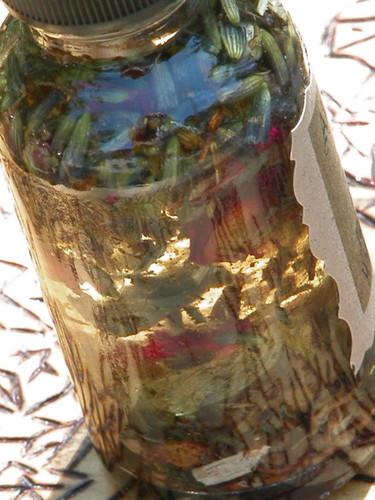 "Divine Healing ""Alchemist Tree"" Ritual Perfume Oil . Euphoria, Health, Wellness"