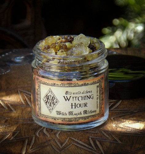 WITCHING HOUR Resins of the Ancients
