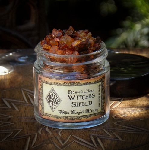 WITCHES SHIELD Resins of the Ancients
