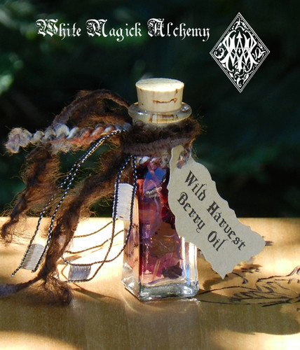 Wild Harvest Berry Alchemist Tree Ritual Oil