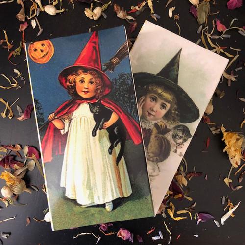 Hallows - Alchemy Ritual Vigil Lights Candles for Samhain, All Hallows Eve, Halloween, Ancestor Magick