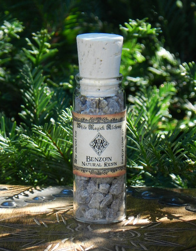 Benzoin All Natural Resin Incense