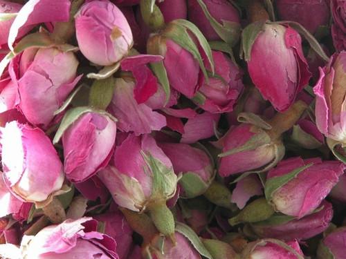 Pink Rose Buds ~ Herbal Alchemy