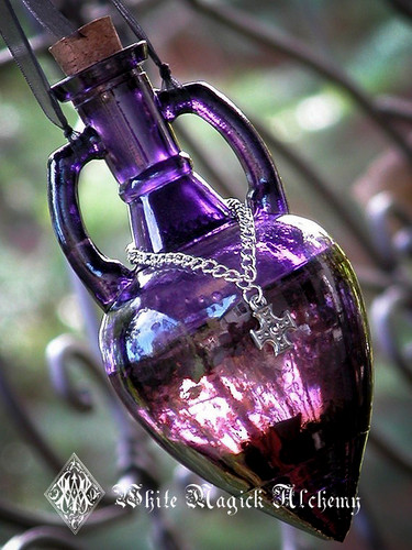 Sacred Witches Power Potion for Spells and Magick