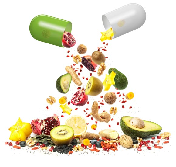 Tips and news about the latest food and nutritional supplement trends.