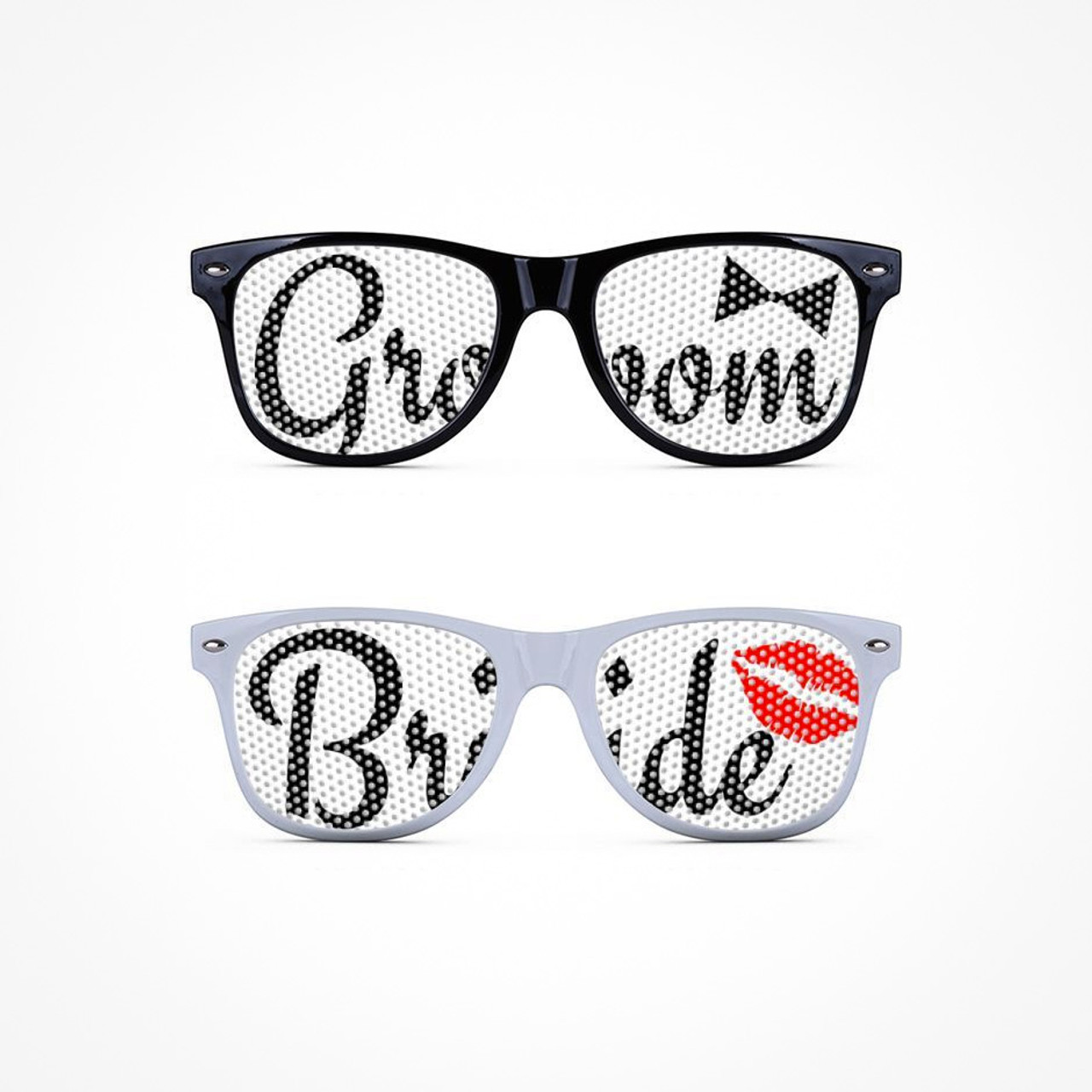 Customized Sunglasses For Wedding | King of Sparklers
