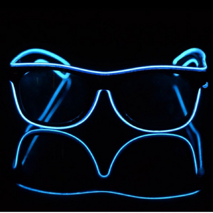 Illuminated Party Shades