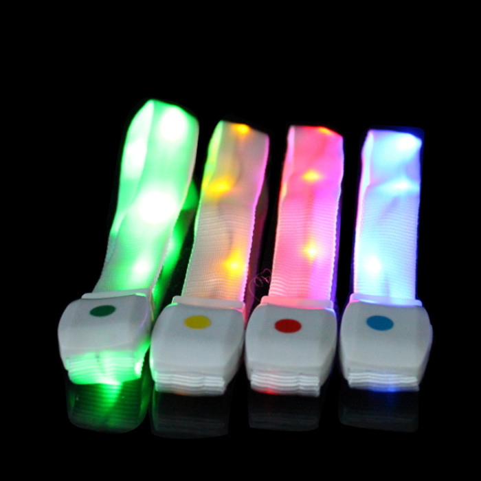 Sound Activated LED Bracelet