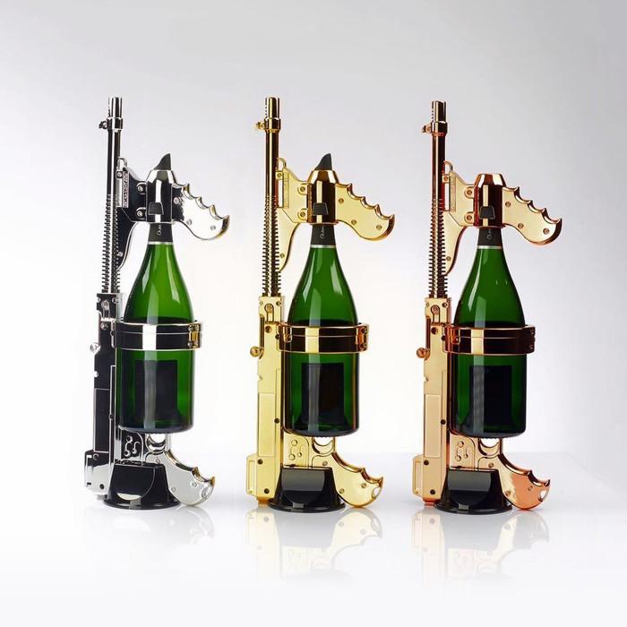 Spaying Diffuser - Champagne Gun Part