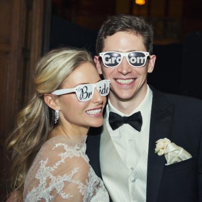 Customized Wedding Sunglasses