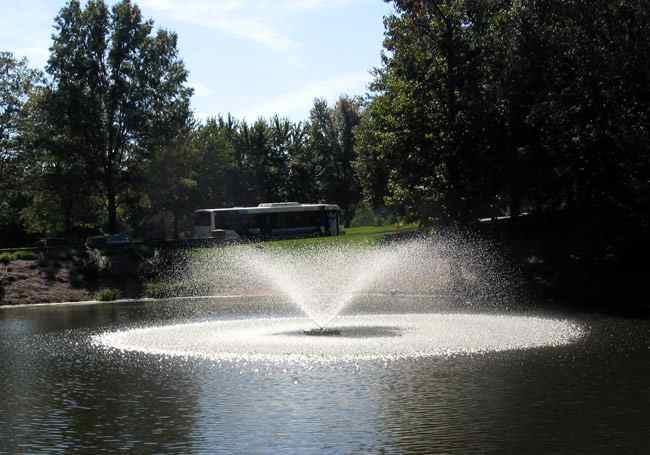 8400jf Kasco Fountain Juniper Display