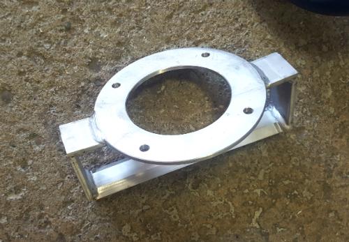 Bottom Softening Knife For Portable Suction Dredge System