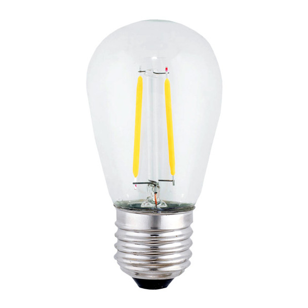 T50 / S14 LED Double Filament Replacement bulb