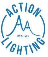 Action Lighting Logo