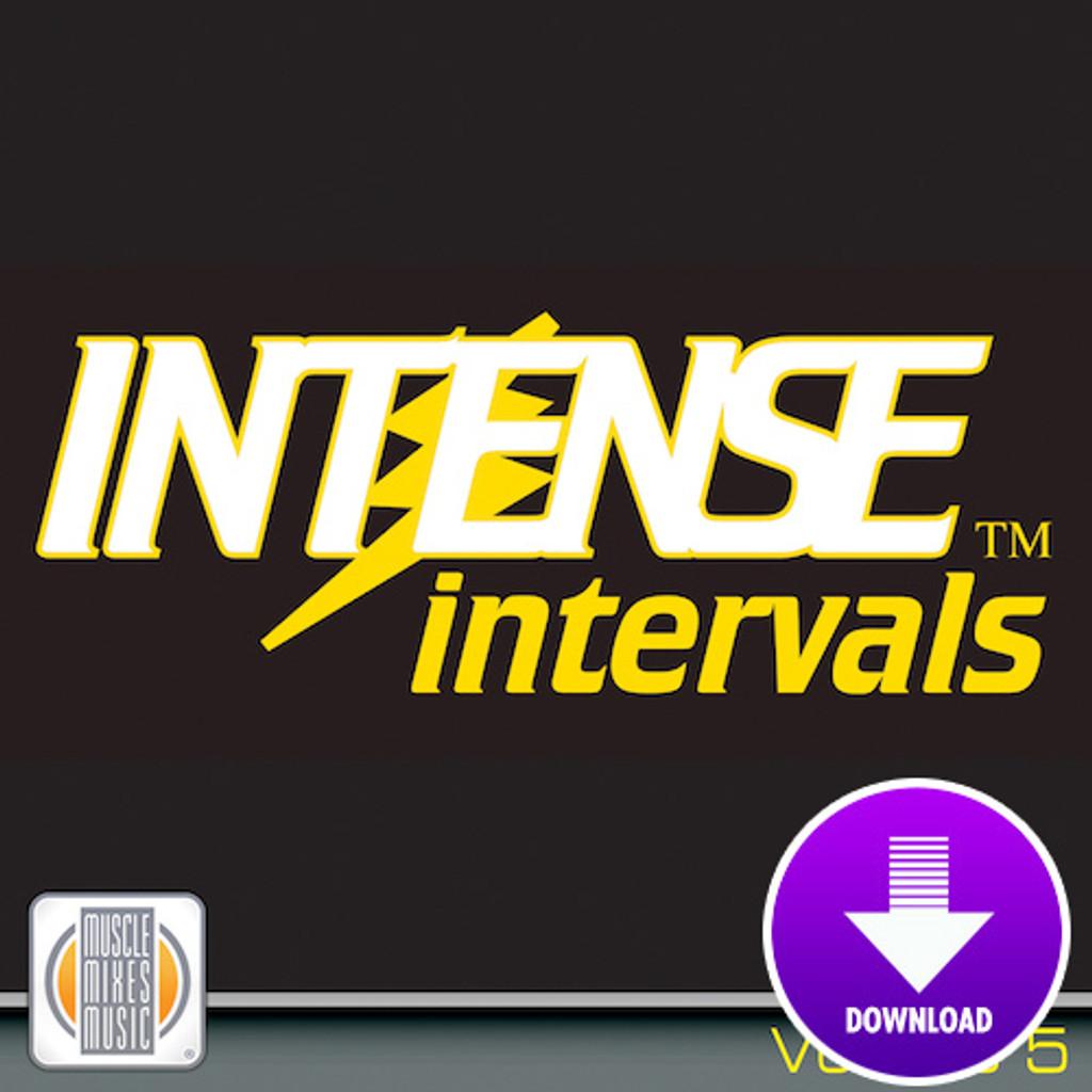 Intense Intervals‰, vol. 5 [Choreo + Music]