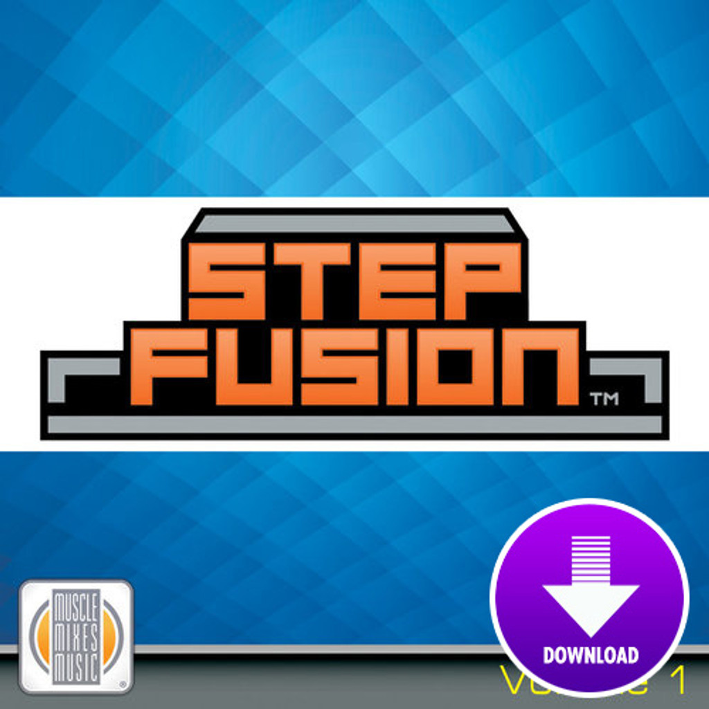 STEP FUSION, vol. 1 [Choreo + Music]