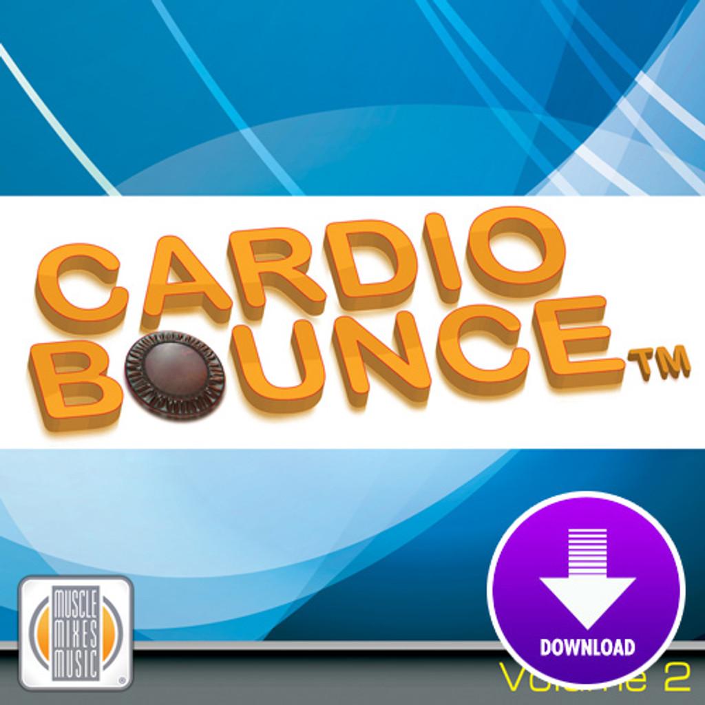 Cardio Bounce, vol. 2 [Choreo + Music]