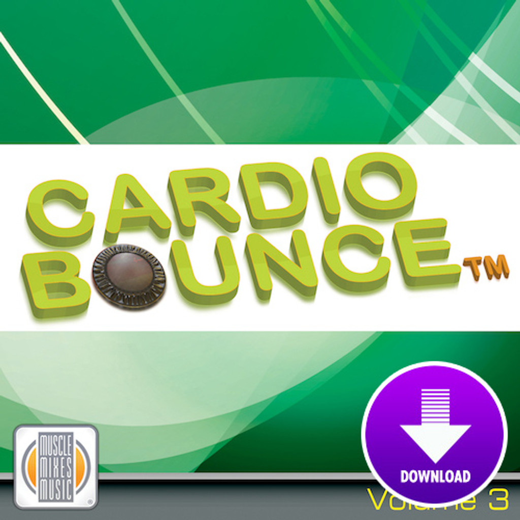 Cardio Bounce‰, vol. 3 [Choreo + Music]
