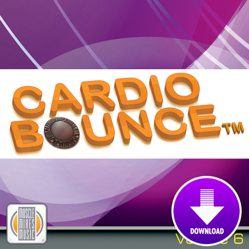 Cardio Bounce, vol. 6 [Choreo + Music]