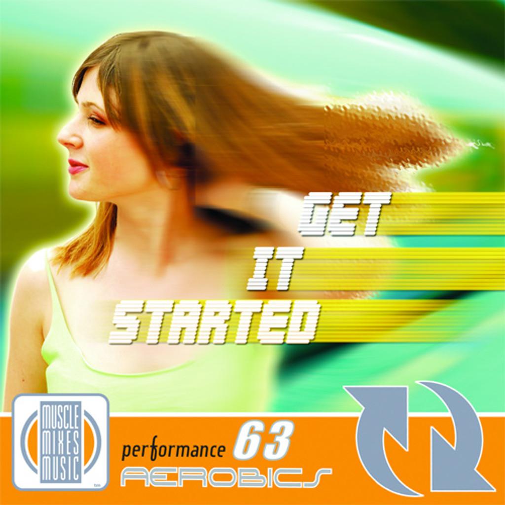 GET IT STARTED - Performance Aerobics 63
